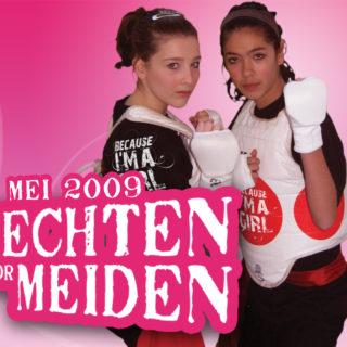Vechten voor meiden