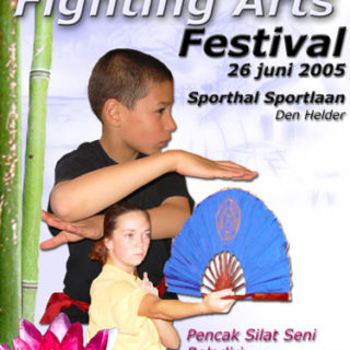 Indonesian firghting arts festival - 2005