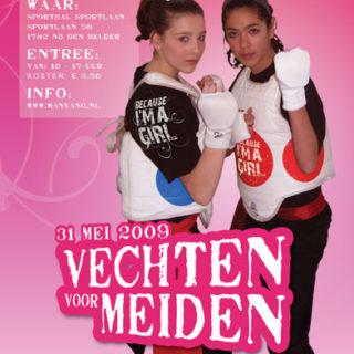 Vechten voor meiden - 2009