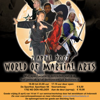 World of martial arts - 2007