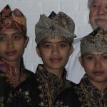 Indonesisch demoteam