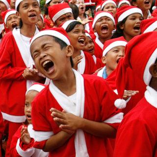 Jakarta is klaar voor Kerst
