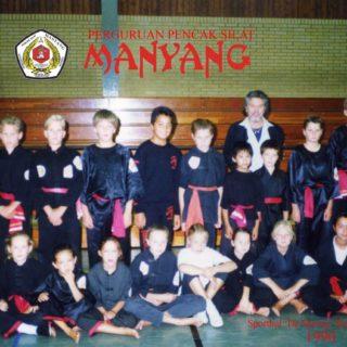 Pencak Silat Manyang - Koog aan de Zaan 1990