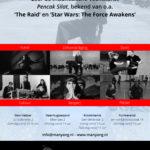 Zelfverdediging, vechtsport Pencak Silat Manyang flyer 2017